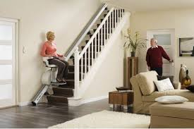 The Straight Stairlift