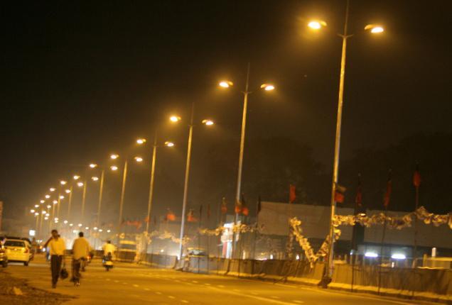 Define On LED Street Light