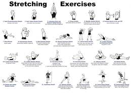 Stretching Exercises can Prevent Sports Injuries