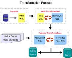 Transformation Process of an Organization