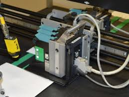 Used Inkjet Addressing System