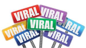 Various kinds of viral marketing campaigns