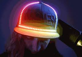 LED Hat for all Occasions
