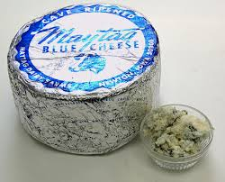 The Richness Of Creamy Blue Cheese