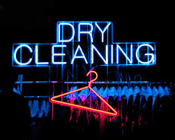 Define on Wet cleaning or Dry cleaning