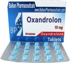 Define on Oxandrolone