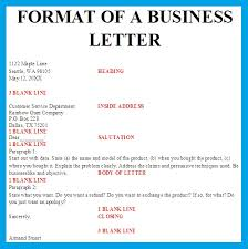 Different Types Of Business Letters