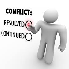 Resolve Conflicts by Team Behavior
