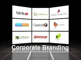 Categories of Corporate Branding