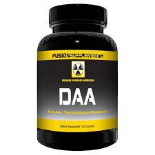 Define on DAA Supplements