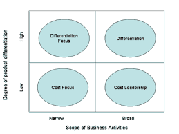 Differentiation Strategy is the Successful Approach