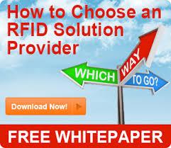 Choosing an RFID Systems