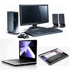 Desktop Computers and Laptops