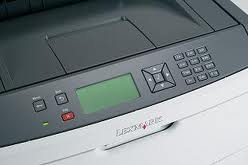 Lexmark E460dw Printer