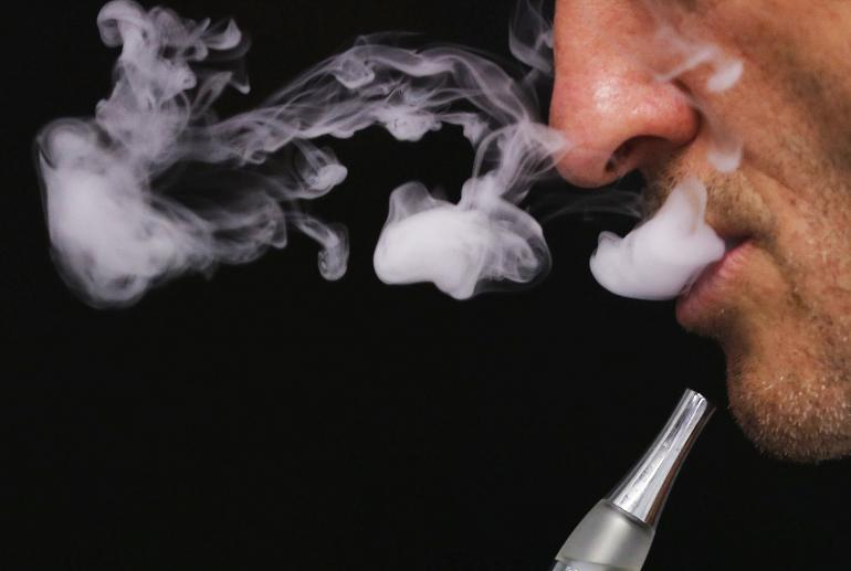 Electronic Cigarette Is A Stress Buster