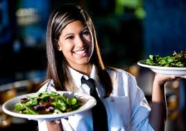 The Various kind Of Food Service Workers