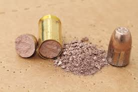 Analysis on Frangible Ammunition