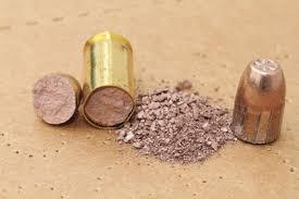 Analysis on Frangible Ammunition