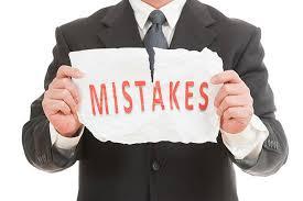 Common Mistakes in E-Commerce Design