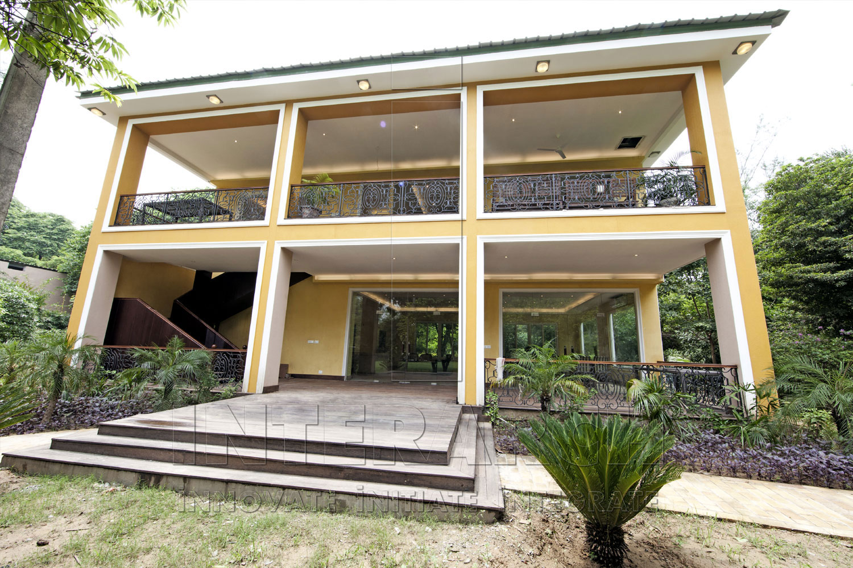 Define on Interarch Buildings