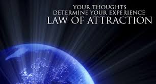 Define on The Law of Attraction Physics