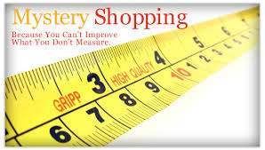 Define on Mystery Shopping has Evolved