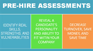 Pre Hire Assessments In Health Care