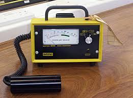 Geiger Counter Work