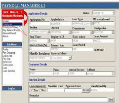 Payroll Management Software