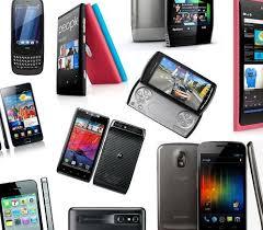 Popular Smartphone Brands
