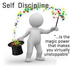 The Important Of Self-Discipline