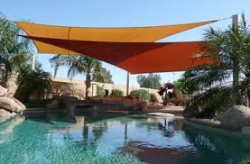 Define on Custom shade sails