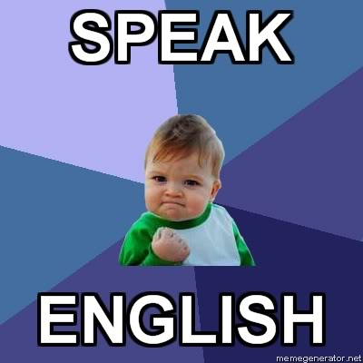 Advantage on Speaking English Confidently