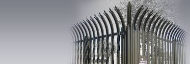 General Applies for Steel Security Fencing