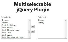 Choosing jQuery Plugins