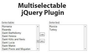 Choosing jQuery Plugins