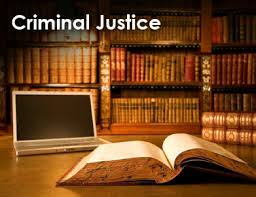 ADR in Criminal Justice Processes