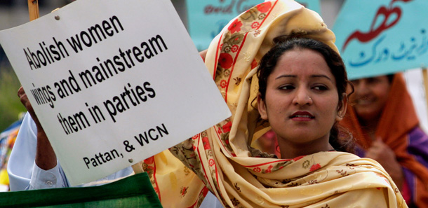 Women Rights under Labour Act 2006