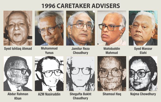 Caretaker Government of Bangladesh