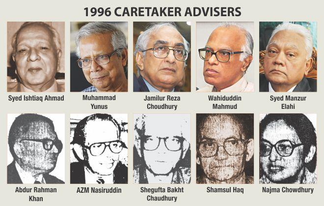 Caretaker Government of Bangladesh