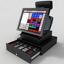 Glance at Cash Registers