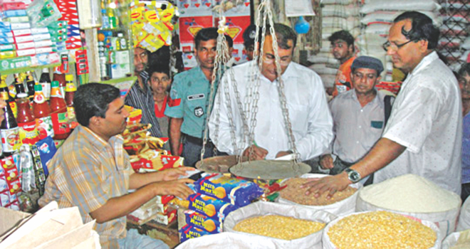 Protection of consumers in Bangladesh