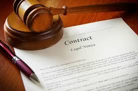 Contract Framework of Analysis