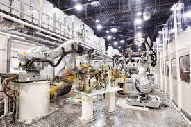 Services of ABB Robotics