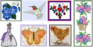 Concepts of Embroidery Digitizing
