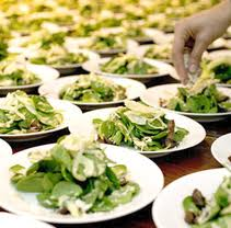 Define and Discuss on Green Catering