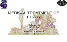 Medical Treatment of EPW