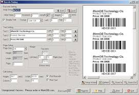 Barcode Labeling System