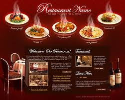 Significance of Restaurant Templates