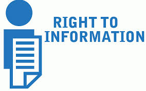 Ensuring Right to Information for the Empowerment